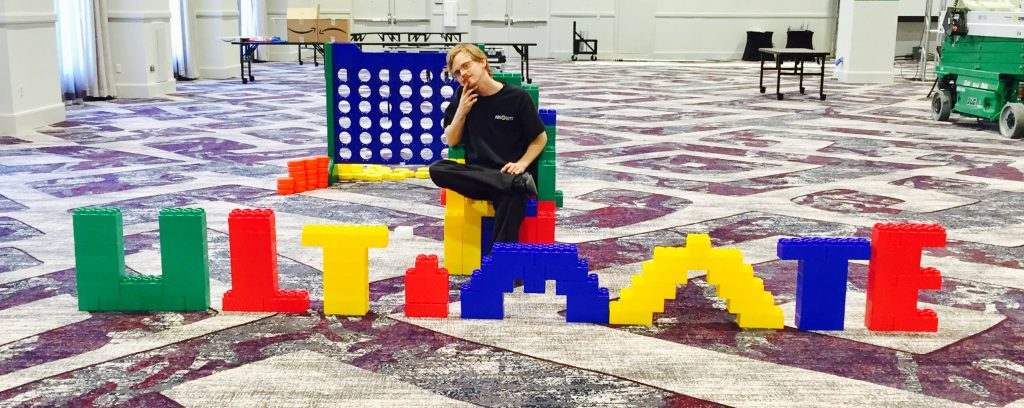 Giant Lego Photo Op, Giant Life Size Lego, Giant Building Blocks, Giant Game Rentals