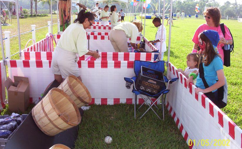 Carnival Games, Roll A Ball Horse Race, Dunk Tank Rentals