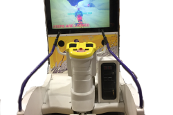 Alpine Racer Arcade Game Rental, Skiing Arcade Game Rental