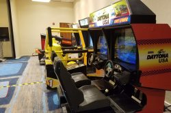 Daytona USA Arcade Rental