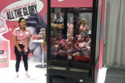 Custom Branded Claw Machine Rental for Trade Show