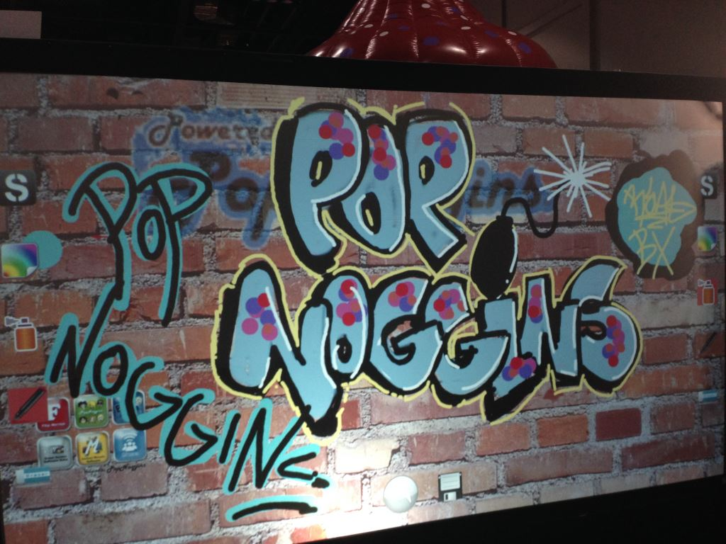 Graffiti wall rental - Unlike Traditional Party Photo Booths Digital Graffiti Run Can Be Used Solo In Groups Or As A Competition