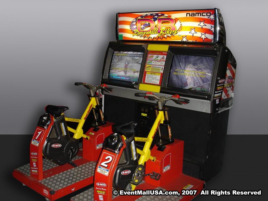 arcade game rentals las vegas