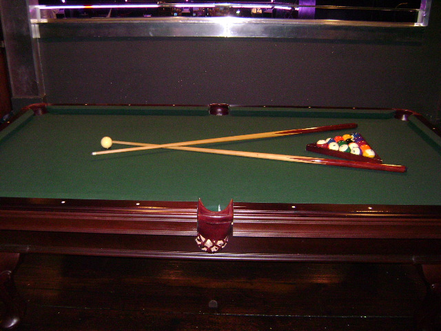 Executive pool table 8 absolute amusements for Pool trade show las vegas 2015