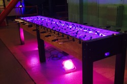 Led Foosball Table Rental, Giant Foosball Table Rental, Giant Foosball
