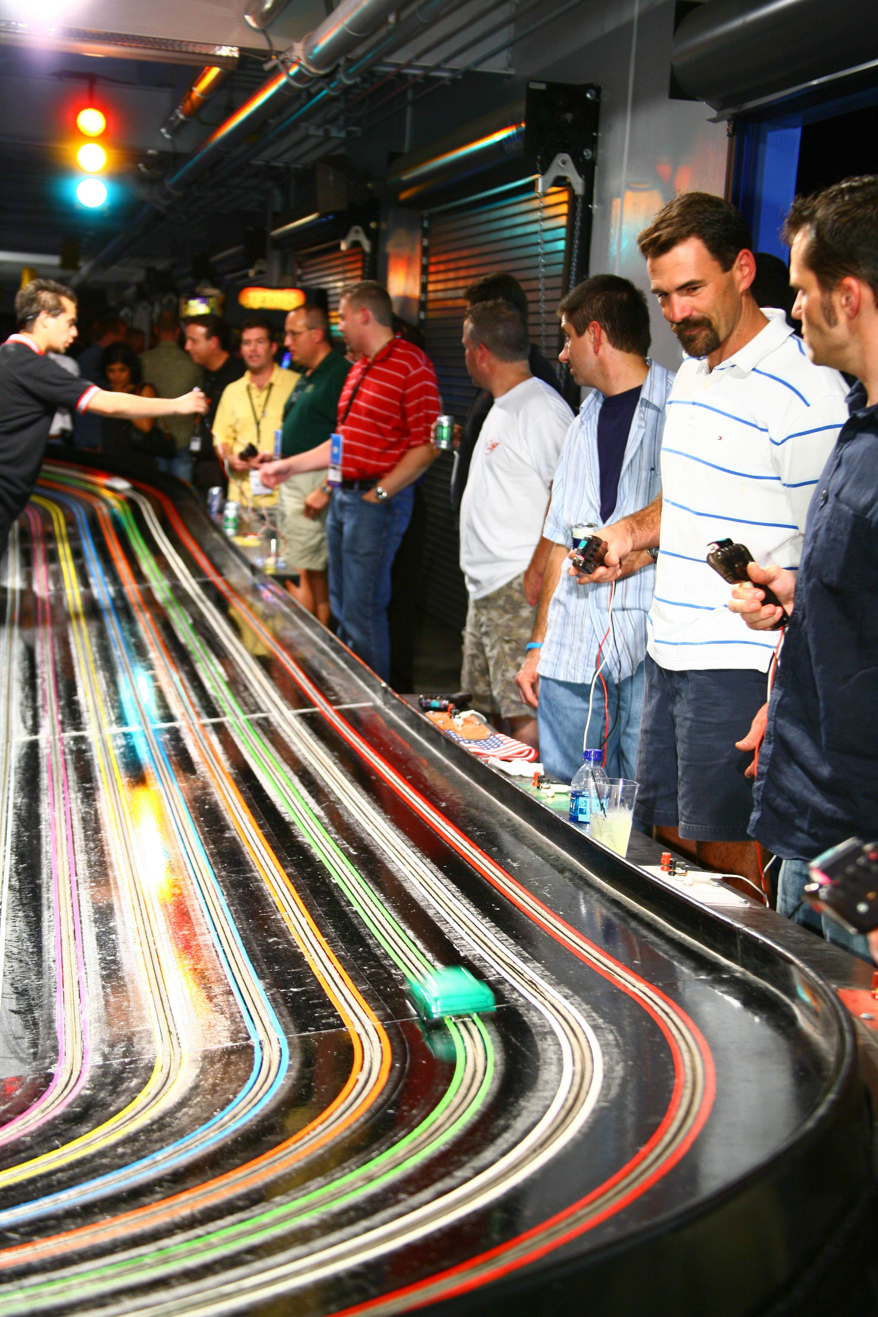 Slot car racing clearwater