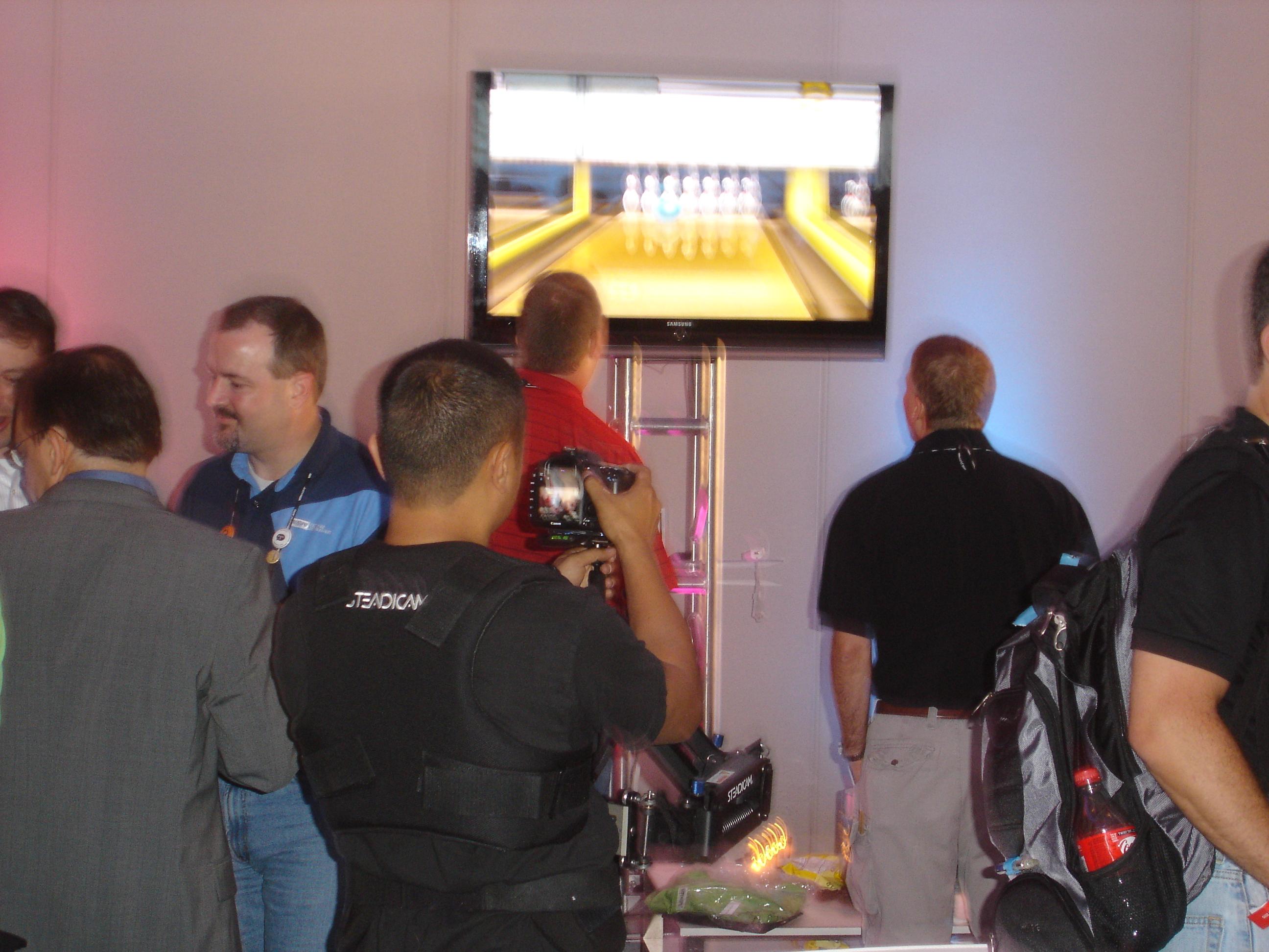 Wii Bowling Deluxe Rentals Orlando Tampa Jacksonville Miami  # Plasma De Luxe