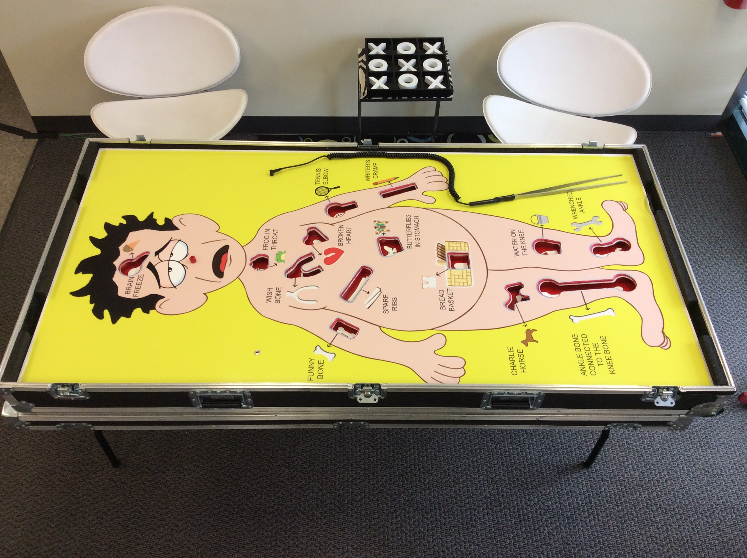 Giant Operation Surgery Games Medical Game Rentals