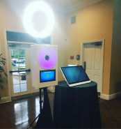 Open Air Photo Booth, Selphy Kiosk, Photo Booth Rental, Corporate Event Photo Booth Rentals,