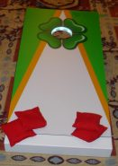 Custom Branded Corn Hole Rental