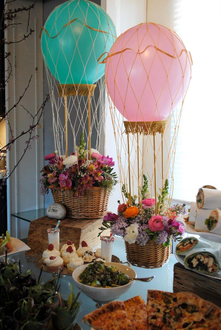 Balloon Centerpieces Designed By Puja Seth Absolute Amusements