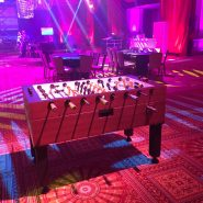 Foosball Table Rental WEC Conference