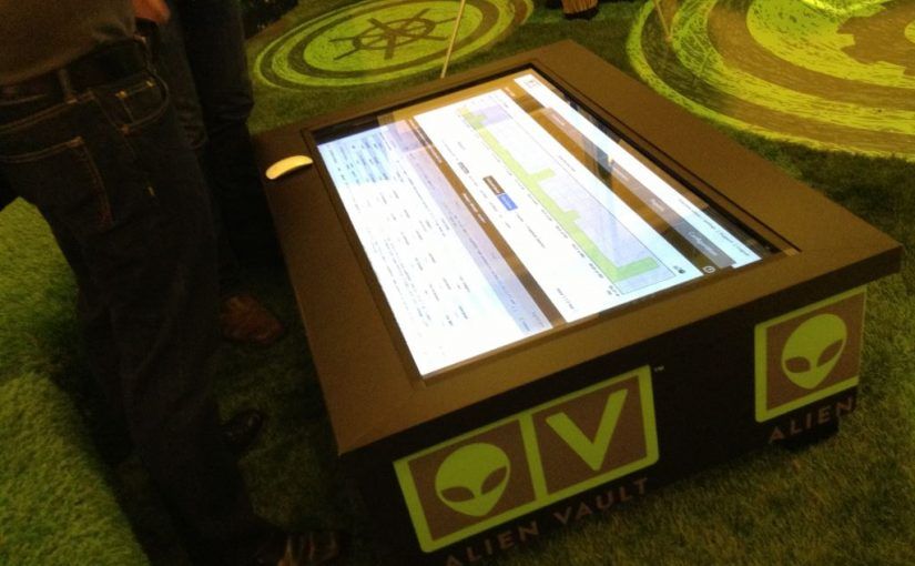Touch Screen Coffee Table, Corporate Event Rental, Tradeshow Booth Rental