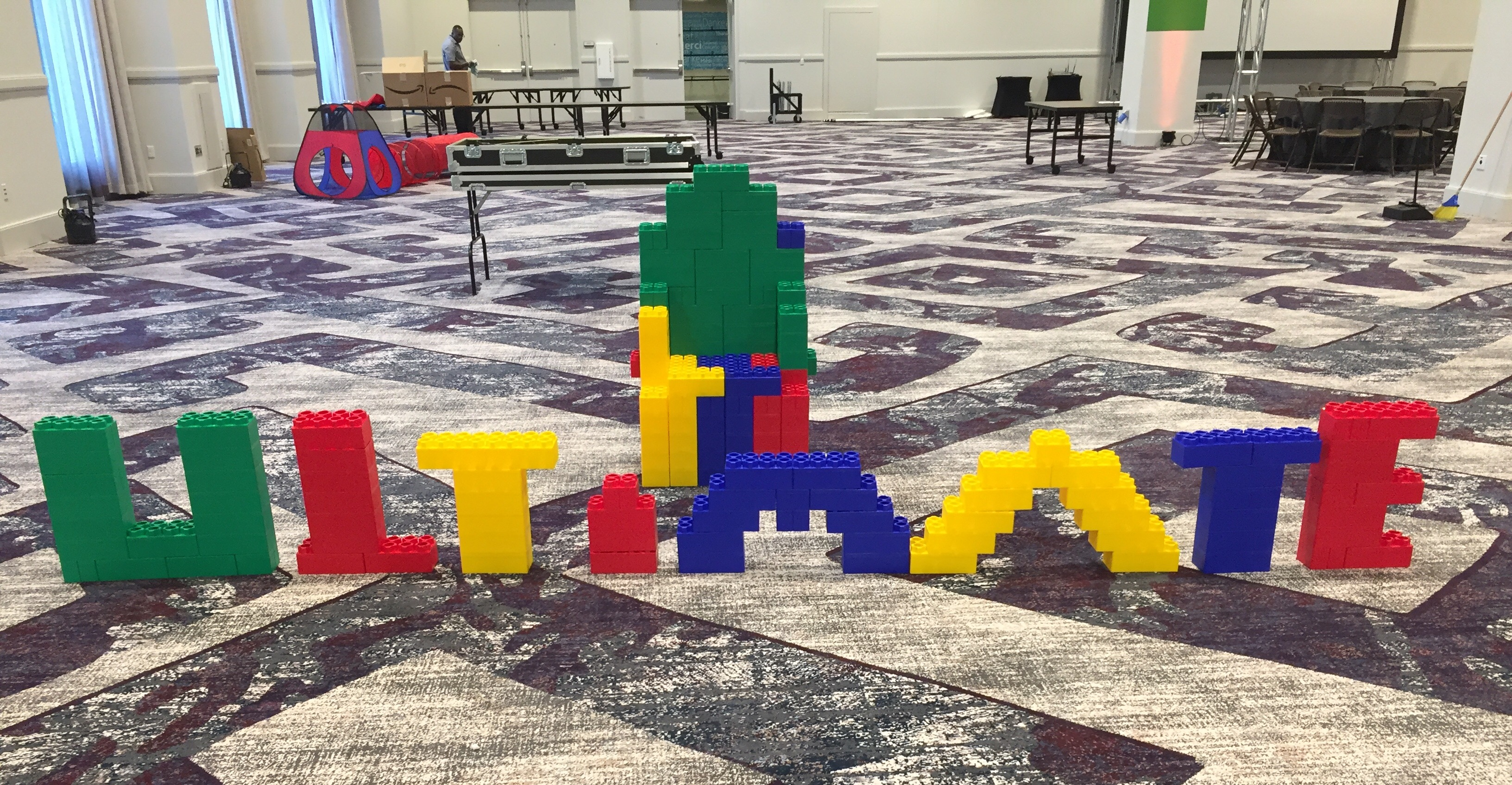 Giant Legos | Giant Building Blocks | Lego Art