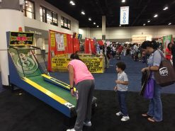 Skeeball, Classic Ally Roller Rentals Fl, Classic Arcade Rental, Amusement Game Rental