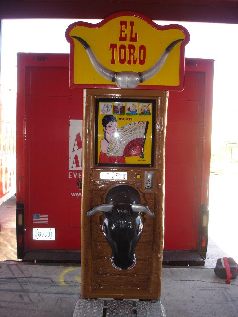 El Toro Strength Tester Orlando Las Vegas And Nationwide