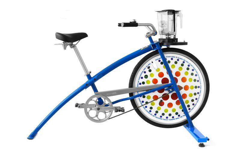 Blender Bikes, Event Rentals, smoothie bike rental