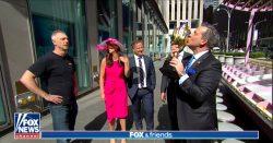Fox and Friends Roll A Ball, Roll A Ball Horse Race Rental