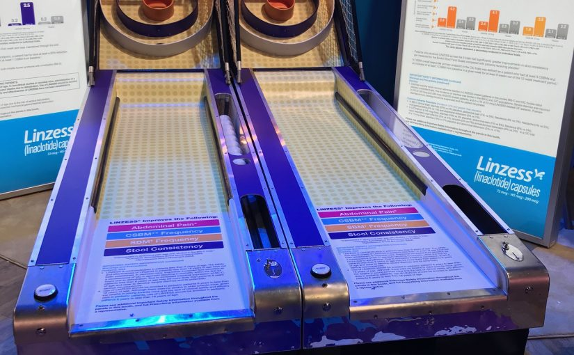 Custom Skeeball Rental for Corporate Events