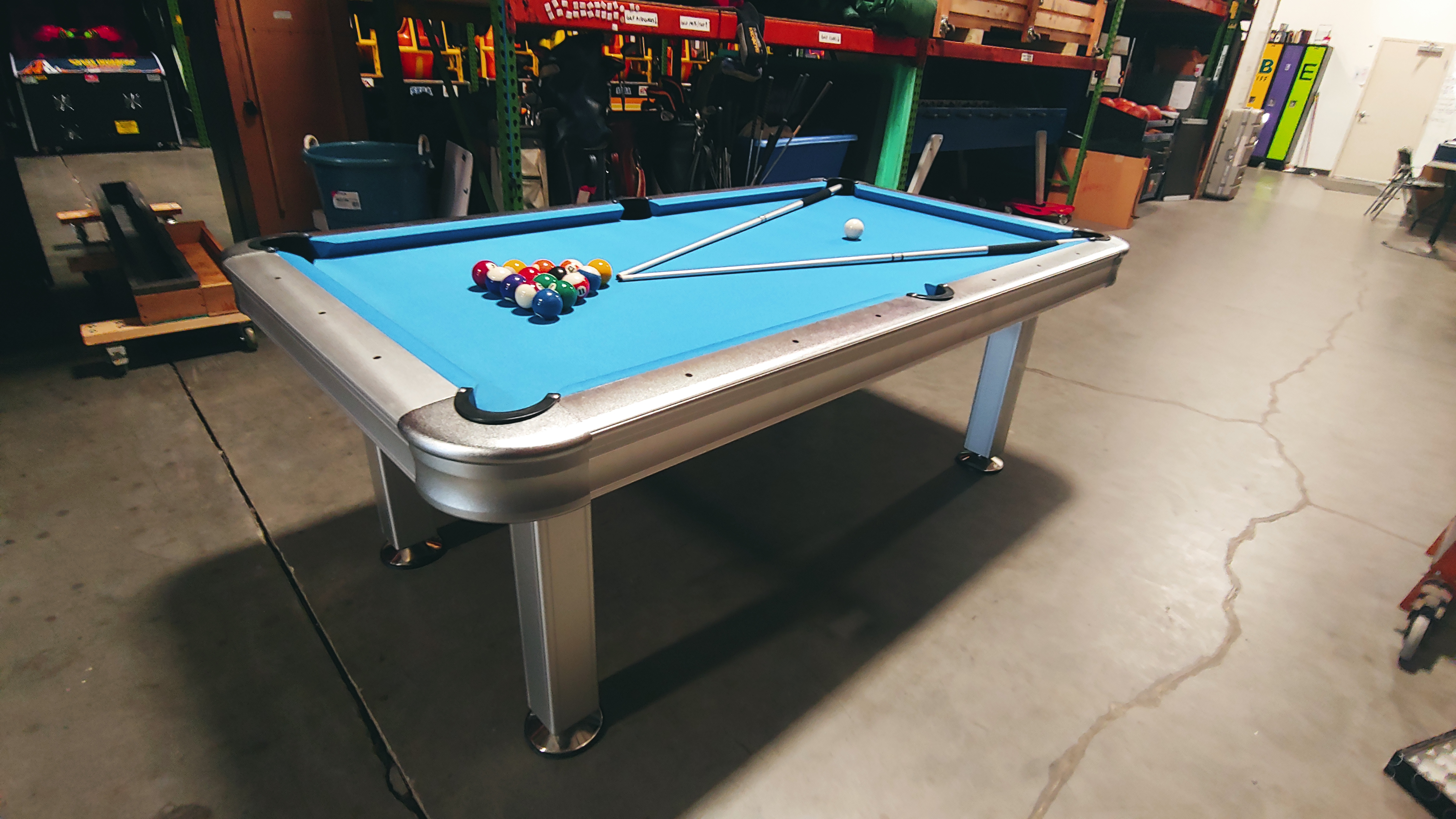 Outdoor Pool Table Rentals Absolute Amusements